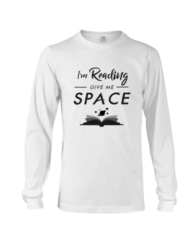 I'm Reading - Give Me Space