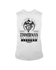 Life Begins In ZIMMERMAN Sleeveless Tee thumbnail
