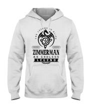Life Begins In ZIMMERMAN Hooded Sweatshirt thumbnail