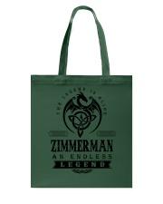 Life Begins In ZIMMERMAN Tote Bag thumbnail