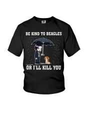 Kind To Beagles Youth T-Shirt tile