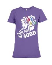 I HATE YOU 3000 TSHIRT Premium Fit Ladies Tee thumbnail