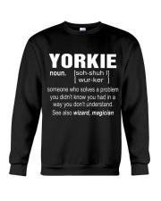 HOODIE YORKIE Crewneck Sweatshirt thumbnail