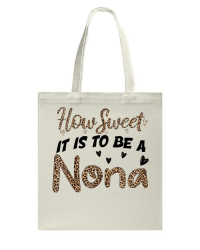 HOW SWEET IT IS TO BE A NONA