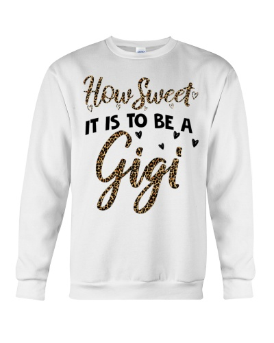 HOW SWEET IT IS TO BE A GIGI