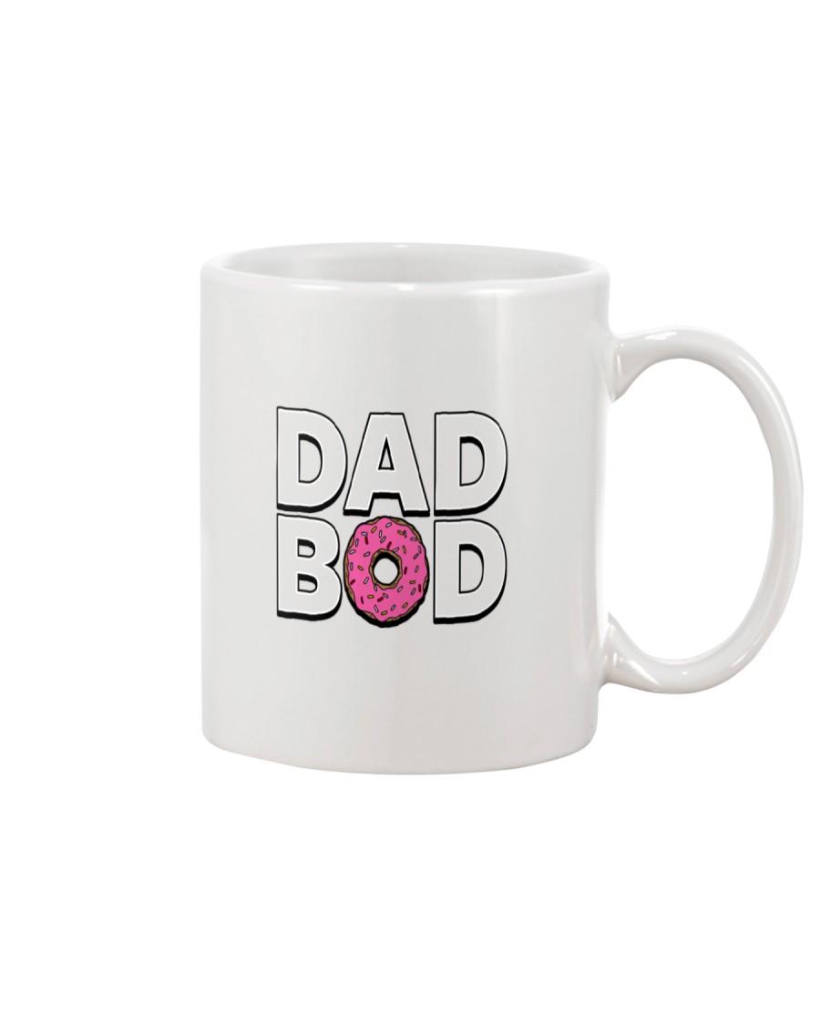 Dad Bod T Shirt Mug