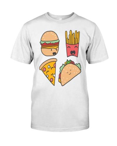 fast food friends