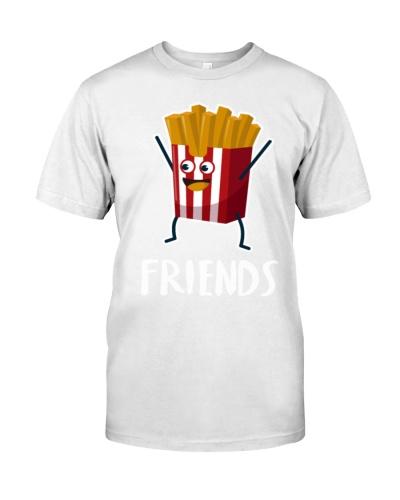 Chips Best Friends T-Shirts