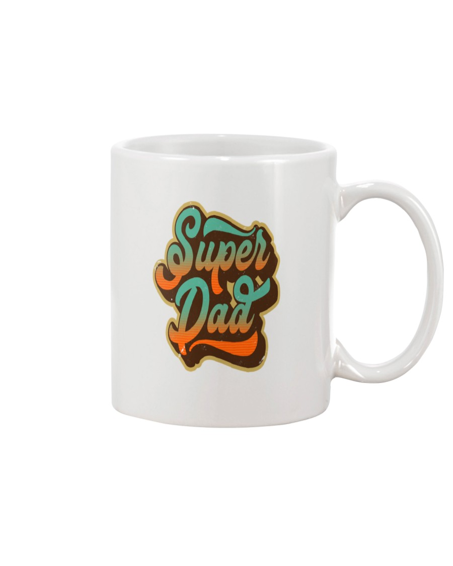 Super Dad Father Day Gift For The Coolest Dad In T Mug