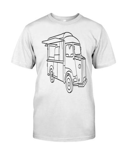 Food truck T-Shirts
