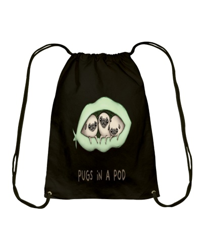 Pugs In A Pod T Shirt