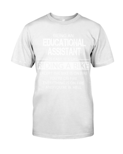 Educational Assistant T-Shirts