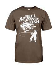 reel moms fish Classic T-Shirt tile
