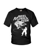 reel moms fish Youth T-Shirt thumbnail