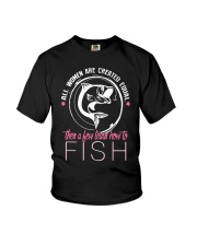 then a few learn how to fish Youth T-Shirt thumbnail
