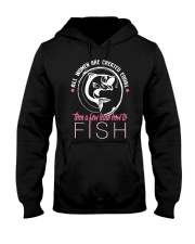 then a few learn how to fish Hooded Sweatshirt thumbnail