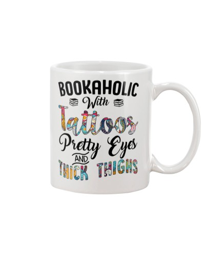 BOOKAHOLIC WITH TATTOOS
