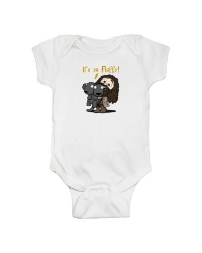 Rubeus Hagrid Its So Fluffy Shirt