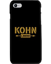 Kohn Legend Phone Case thumbnail
