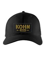 Kohn Legend Embroidered Hat front