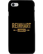 Reinhart Legacy Phone Case tile
