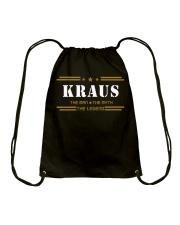 KRAUS Drawstring Bag tile