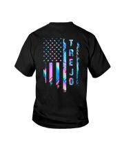 Trejo Flag Youth T-Shirt thumbnail