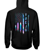 Trejo Flag Hooded Sweatshirt thumbnail