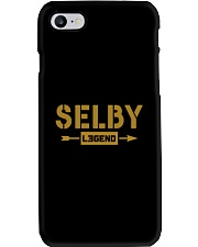 Selby Legend Phone Case thumbnail