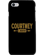 Courtney Legend Phone Case tile