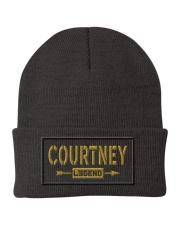 Courtney Legend Knit Beanie front