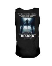 HIGDON Storm Unisex Tank thumbnail