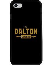 Dalton Legend Phone Case thumbnail