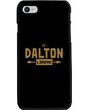 Dalton Legend Phone Case thumbnail