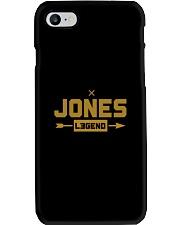 Jones Legend Phone Case tile