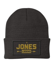 Jones Legend Knit Beanie front