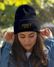 Jones Legend Knit Beanie garment-embroidery-beanie-lifestyle-07