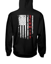 SCHMITT 01 Hooded Sweatshirt back