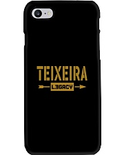 Teixeira Legacy Phone Case tile