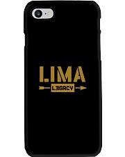 Lima Legacy Phone Case thumbnail