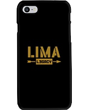 Lima Legacy Phone Case tile