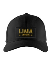 Lima Legacy Embroidered Hat front