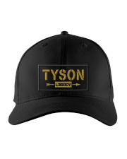 Tyson Legacy Embroidered Hat front