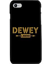 Dewey Legend Phone Case thumbnail