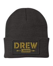 Drew Legend Knit Beanie front