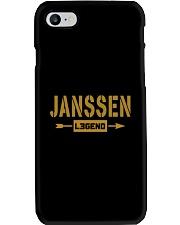 Janssen Legend Phone Case thumbnail