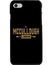 Mccullough Legend Phone Case tile