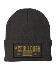Mccullough Legend Knit Beanie front
