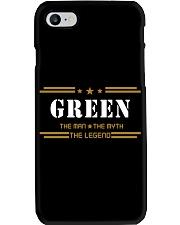 GREEN Phone Case tile