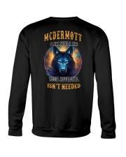 MCDERMOTT Rule Crewneck Sweatshirt thumbnail